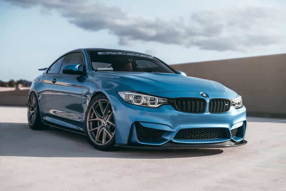 Look At The New BMW M3 In 2021