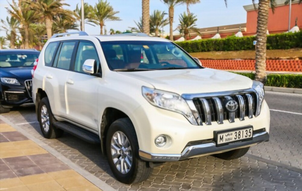 Toyota Land Cruiser New 2021 Car | 200 Series