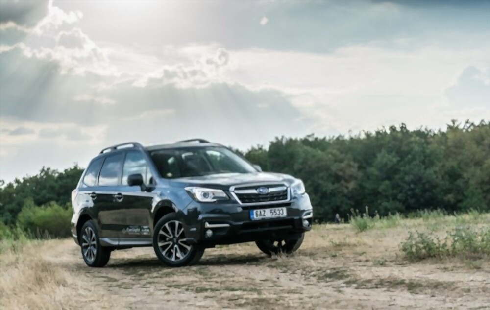 New Chasing Subaru Forester Sports Car 2021