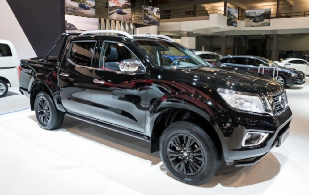 A New Car Nissan Navara In 2021 Excellent Look
